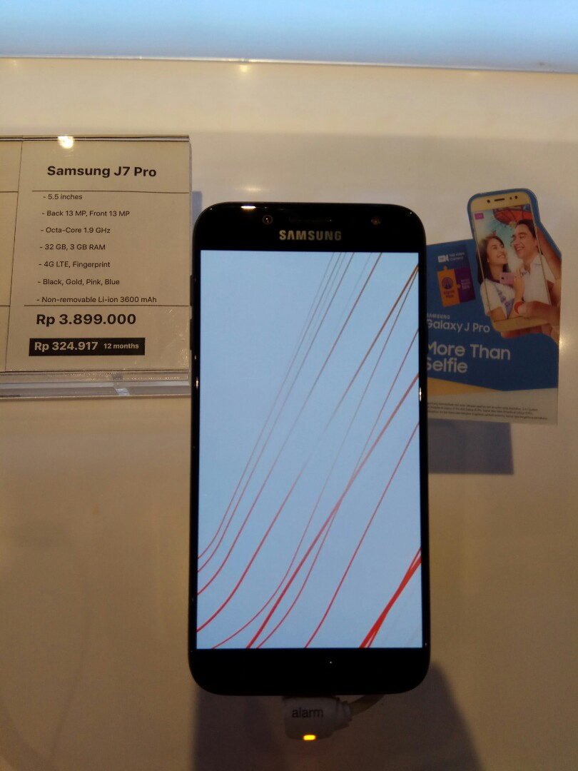 Samsung J7 Pro Kredit Proses 3 Menit Elektronik Telepon Seluler Di Carousell