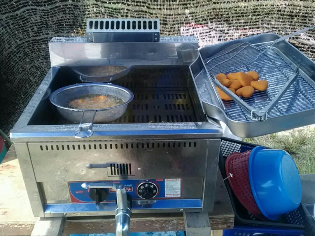 Dapur Ayam Gunting Desainrumahid
