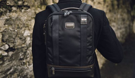 2cefaf179 Tumi Alpha Bravo Dover Backpack (used condition), Men's Fashion, Bags &  Wallets on Carousell
