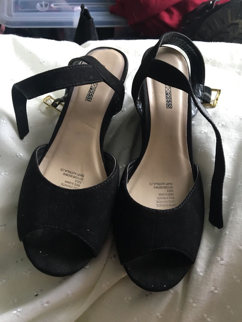 Warehouse shoes size 8