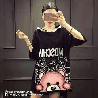 Korean Hoodie Dress