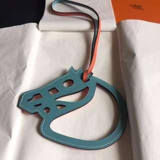 割價:Hermes Paddock Charm Two-Tone