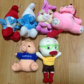 Bundle Stuffed toys