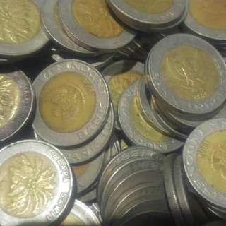 Uang Koin 1000 Kuno