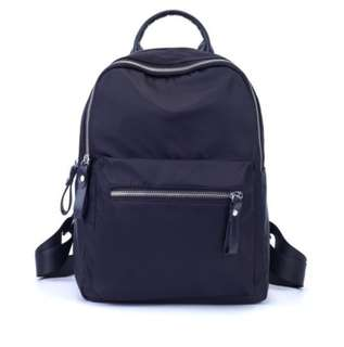 (Fit A4) Fashion Ladies Nylon Backpack