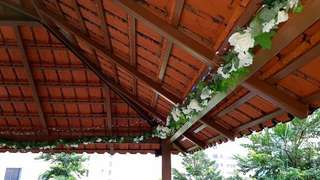 Rom wedding decor rental service
