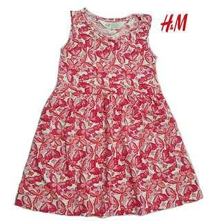 Authentic girls dress H&M  Overruns