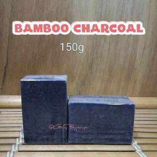 Organic soap Bamboo Charcoal