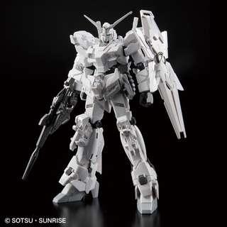 Pre-order: HG 1/144 GUNDAM BASE Limited RX-0 Unicorn Gundam (Destroy model) [Painting Model]