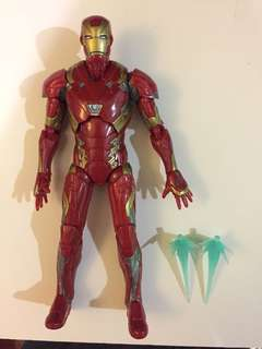 Marvel Legends Iron Man Civil War