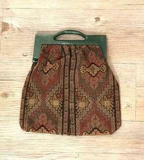 La BLANCHE Vintage handbag 60's復古小手袋