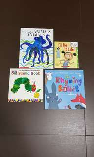 Eric Carle and other books