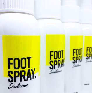 FOOT SPRAY KAKI
