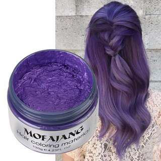 AUTHENTIC COLOUR HAIR WAX