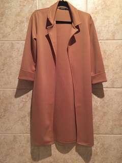 Nude Duster coat