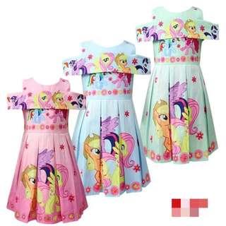PO Pony Dress