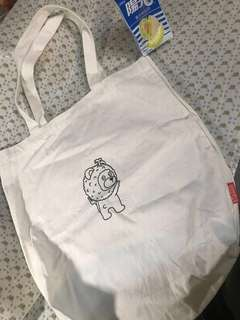 Lychee & friends tote bag 環保袋