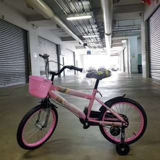 "Brand new Pink kids bike 12"" 14"" 16"" 18"""