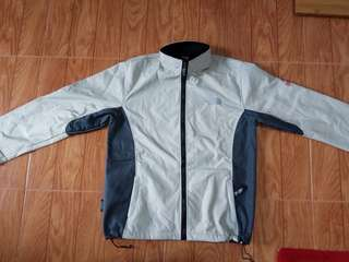 Jacket the northface size XXL setara L indo