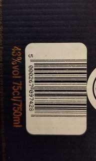 Johnnie Walker Blue Label 43%
