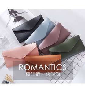 Korean Folding Long wallet