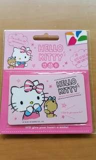 🚚 貨到付款【現貨】三麗鷗hello kitty悠遊卡 hellokitty悠遊卡 捷運卡火車卡公車卡