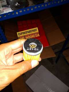 Oil FILTER ORIGINAL YAMAHA INDONESIA Y15 , 135LC