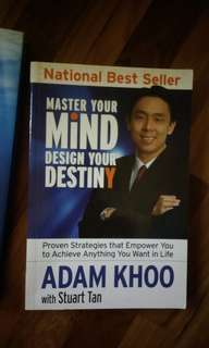 Adam Khoo: Master your Mind, Design your Destiny