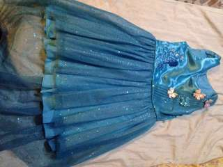 Frozen gown / dress