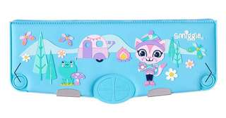 SMIGGLE SILICONE SCENTED POP OUT PENCIL CASE