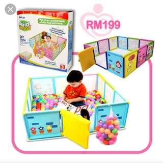 Rush Sale! Build My House Playfence