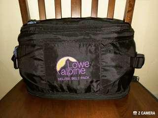 Deluxe Belt Pack Lowe Alpine