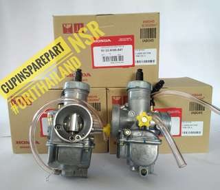 CARBURETOR HONDA NSR -ADJUST JARUM-