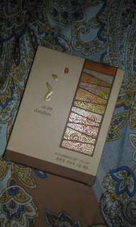 Danahan anti wrinkle gift 3 pcs set