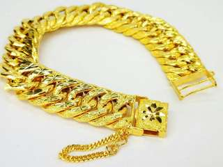 916 Genuine Gold Bracellet