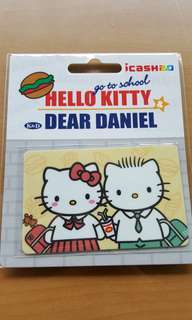 🚚 貨到付款【現貨】hello kitty&dear daniel 愛金卡 hello kitty icash2.0