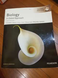 Biology A Global Approach