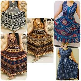 wholesale..5pcs long gown