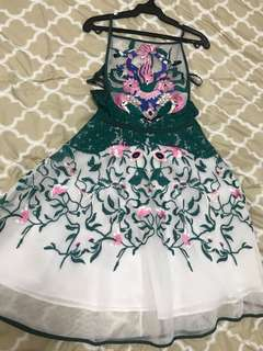 Tadashi Inspired Dress BNEW