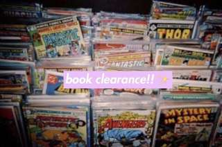 CLEARANCE!! BOOKS!!
