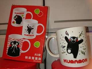 🚚 熊本熊骨瓷杯