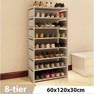 8-tier racks | shoe rack, shelf