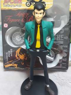 Take all 20yrs old Lupin the 3rd original from japan