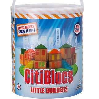 CitiBlocs Little Builders