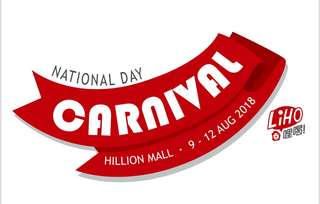 Join our National day Pop-up Carnival