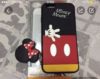 Iphone 6/6s disney case frm HK