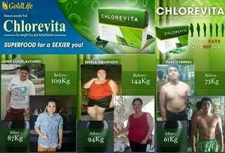 Chlorevita (Detoxifier and Slimming Capsule)