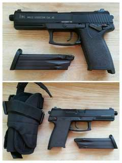 KSC MK23+大髀槍袋