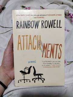 ATTACHMENTS - RAINBOW ROWELL