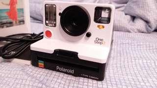 Polaroid onestep 2 itype camera fujifilm 即影即有 保麗萊